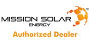 Mission solar energy authorized dealer