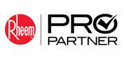Rheem authorized pro partner