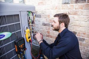Air Conditioner Repair - College Station, Texas