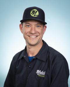 Nick Russ - Warehouse Director - Malek Service Company