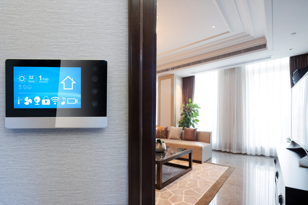 Home Automation - Malek Heating and Air
