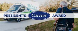 Carrier Award 2021